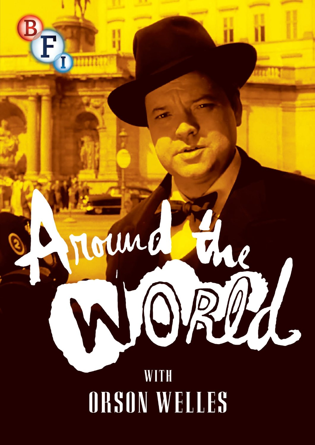Buy Around the World with Orson Welles (DVD)