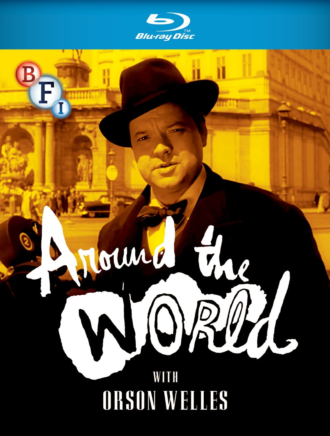 Buy Around the World with Orson Welles (Blu-ray)