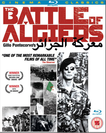 Buy Battle of Algiers, The (BFI Top 50) (=48)