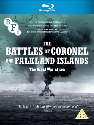 Buy Battles of Coronel and Falkland Islands, The (Blu-ray)