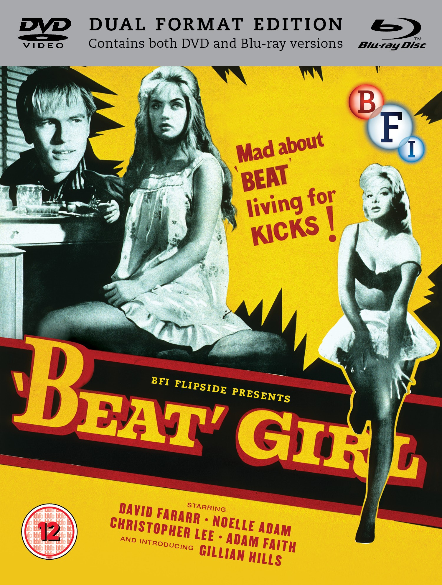 Buy Beat Girl (Flipside 030) (Dual Format)
