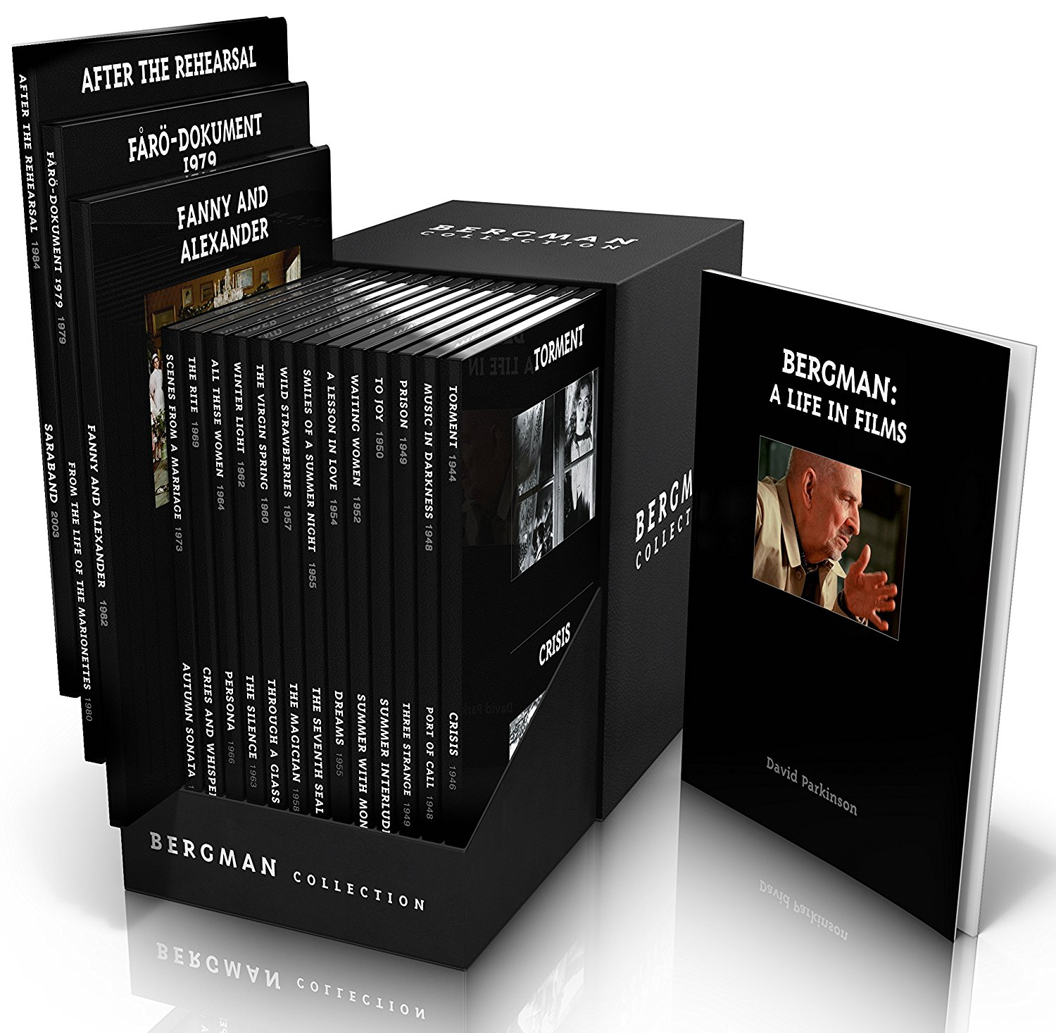 Buy Bergman - The Collection