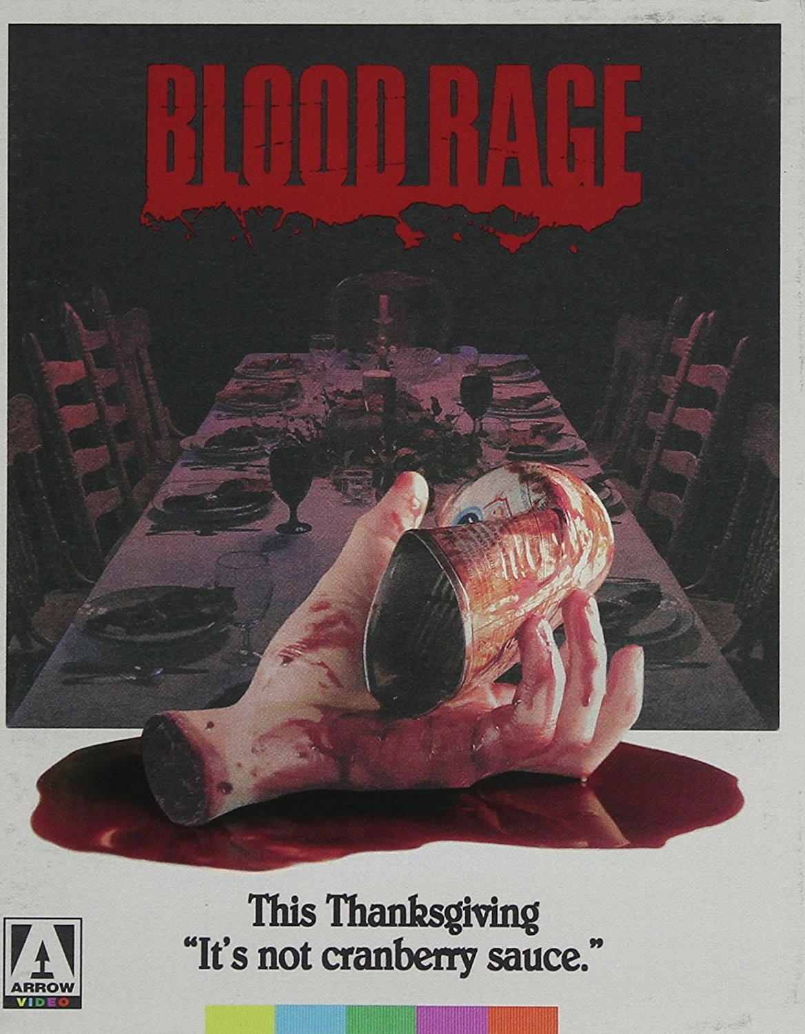Buy Blood Rage (Limited Edition 3 disc)