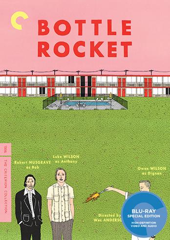Buy Bottle Rocket (BLU-RAY)