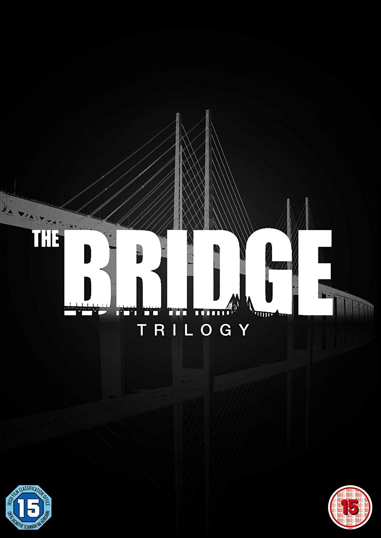 Buy The Bridge: Series 1-3 (Signed by Sofia Helin (Saga) & Thure Lindhardt (Henrik)