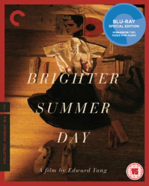 Buy A Brighter Summer Day (BLU-RAY)