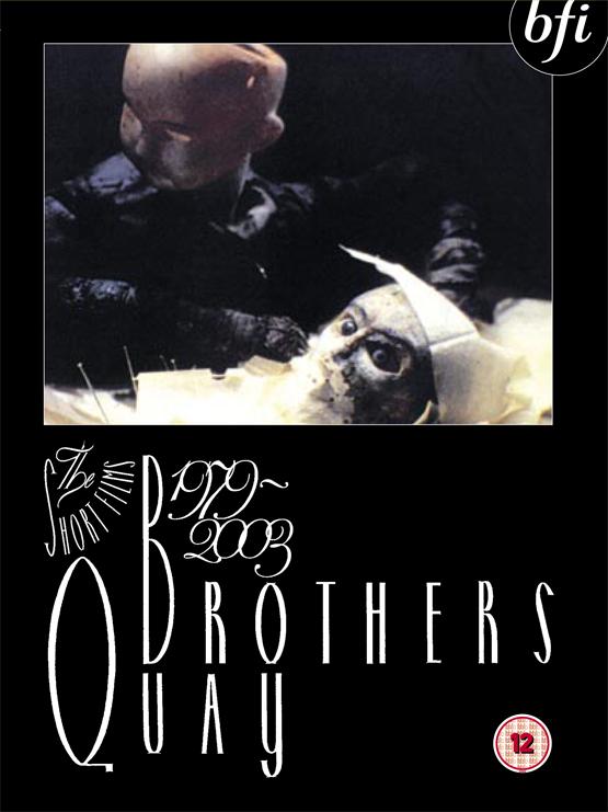 Buy Quay Brothers - The Short Films 1979-2003 (2-DVD set)