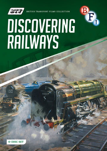 Buy Discovering Railways