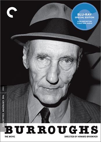 Buy Burroughs: The Movie (BLU-RAY)