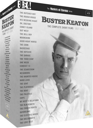 Buy Buster Keaton, The Complete Short Films