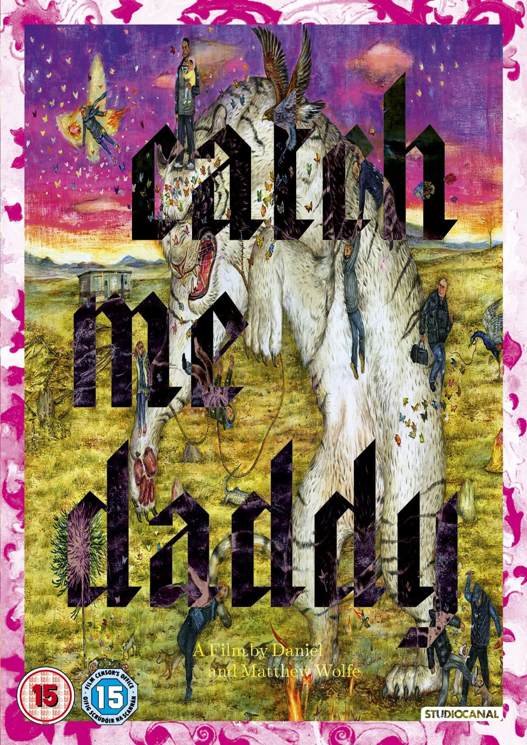 Buy Catch Me Daddy (Limited Edition Fluro Sleeve)