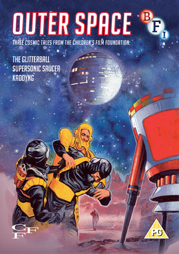 Buy Children's Film Foundation: Outer Space