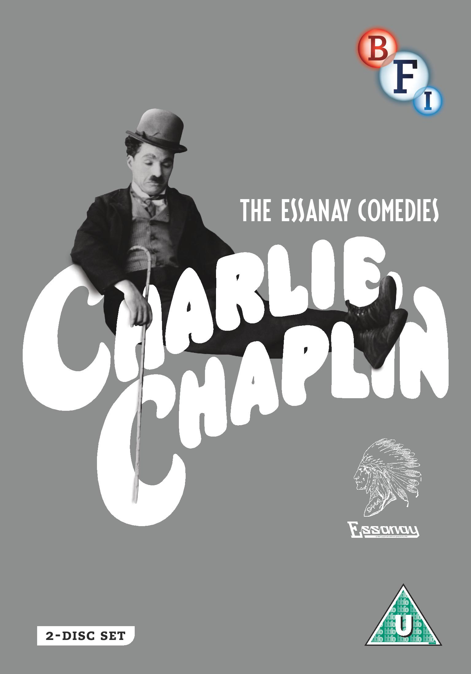 Buy Charlie Chaplin: The Essanay Comedies DVD set