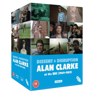Buy Dissent & Disruption: The Complete Alan Clarke at the BBC (Limited Edition Box Set)