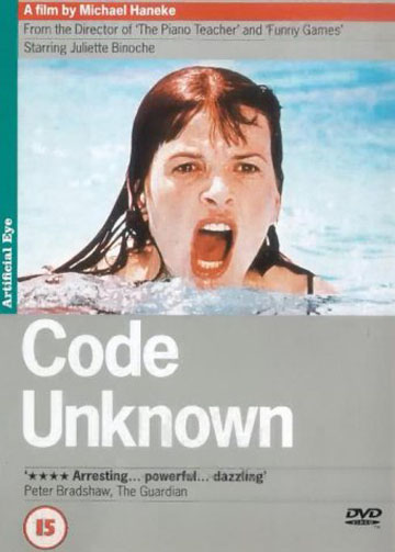 Buy Code Unknown