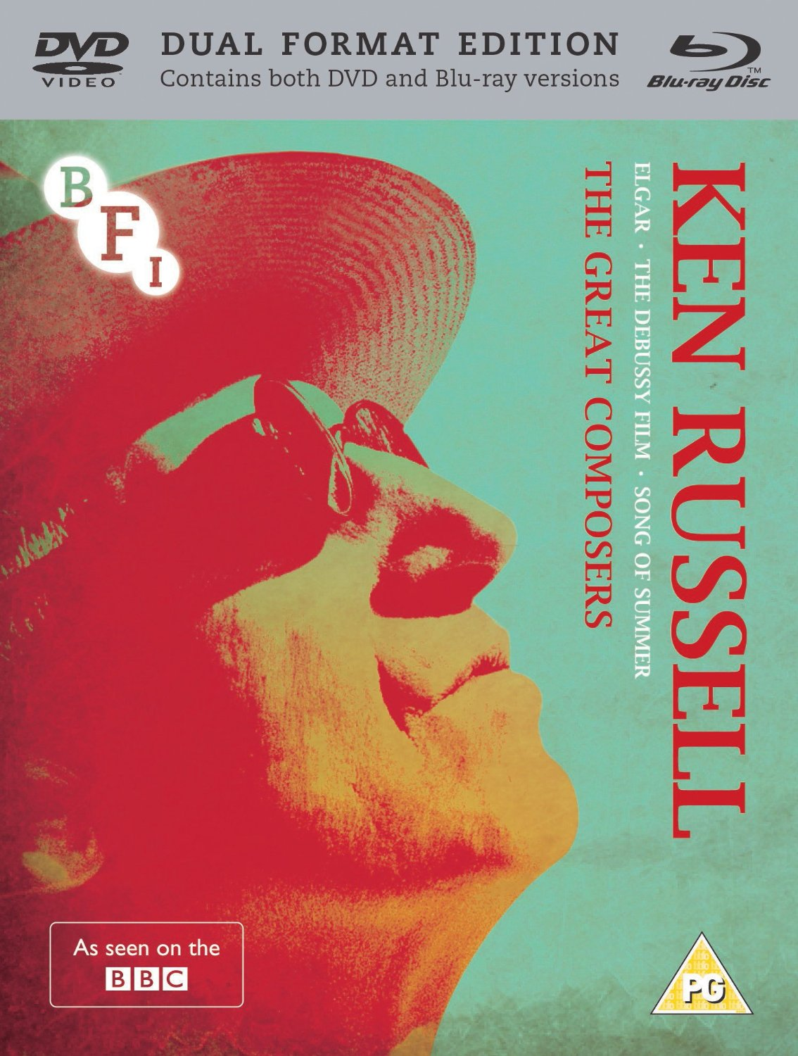 Buy Ken Russell: The Great Composers (Dual Format)