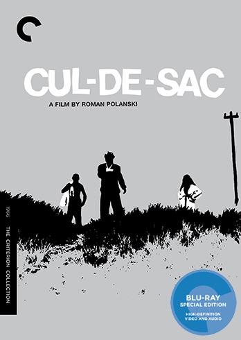 Buy Cul-de-sac (BLU-RAY)