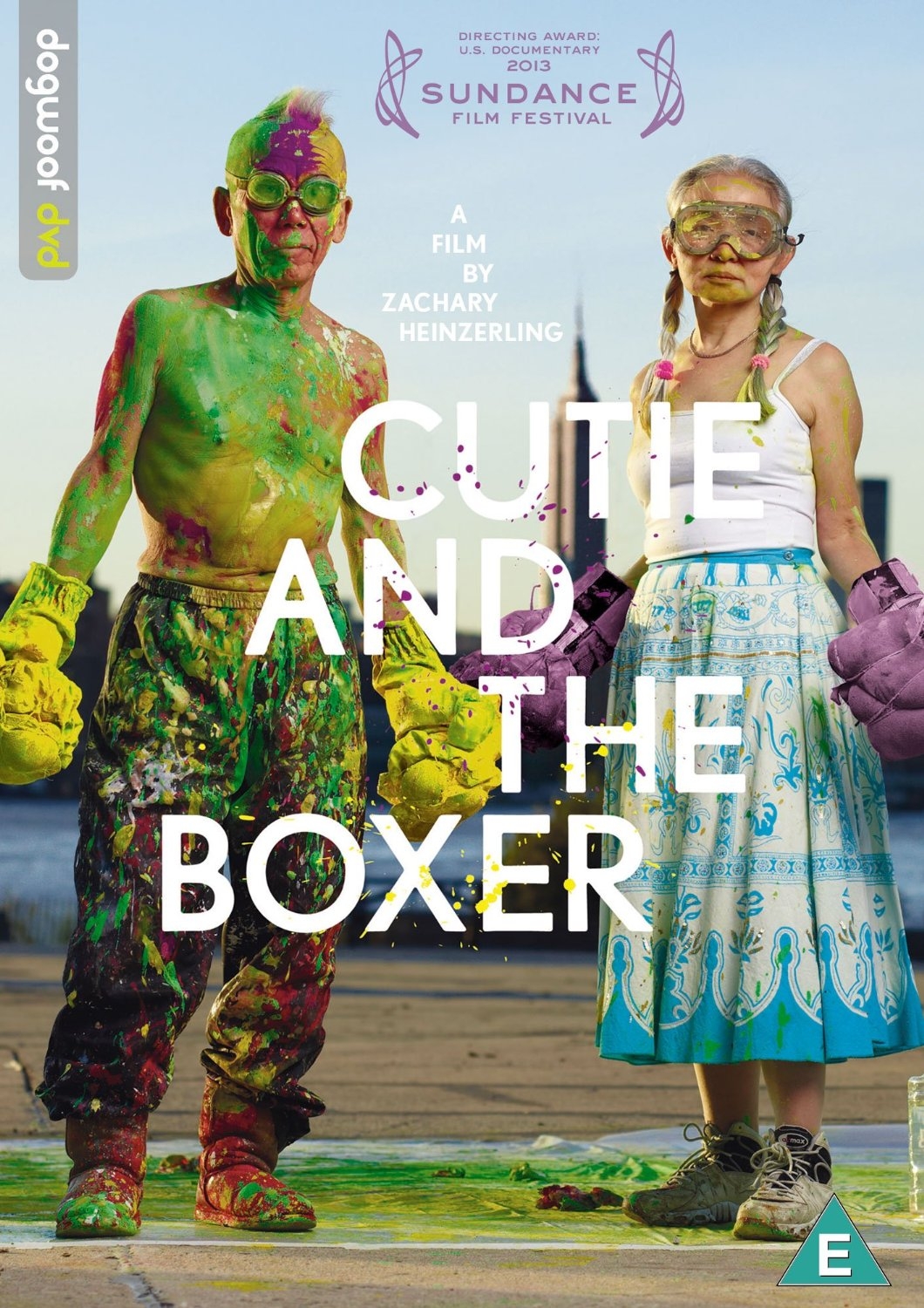 Buy Cutie and the Boxer