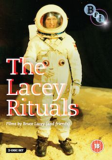 The Lacey Rituals: Films by Bruce Lacey (and friends) DVD cover image