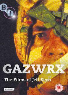 GAZWRX: The Films of Jeff Keen (4-DVD set)