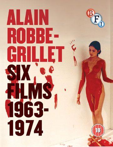 Alain Robbe-Grillet: Six Films 1964-1974 (Blu-ray)