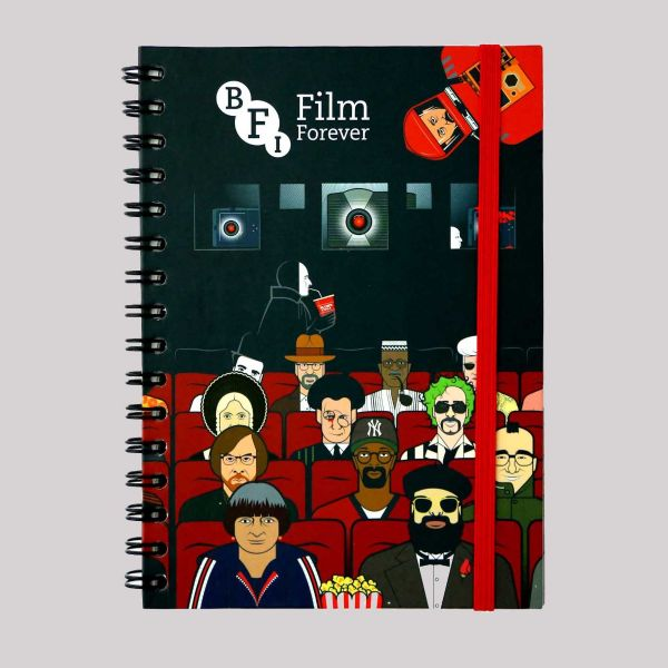 Andy Tuohy Great Directors Notebook