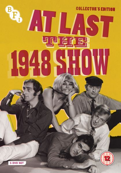 At Last the 1948 Show (3-Disc DVD Set)