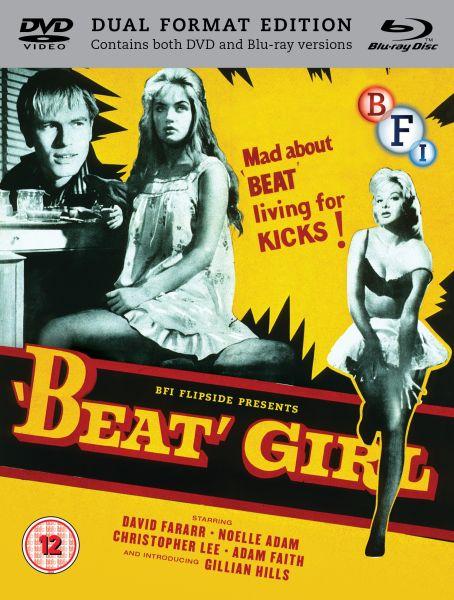 Beat Girl (Flipside 030) (Dual Format Edition)
