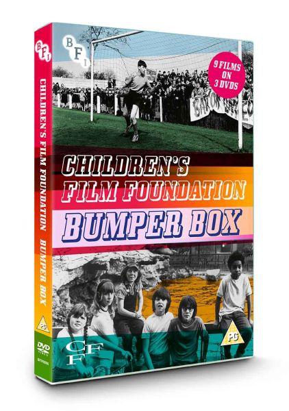 CFF Bumper Box DVD pack shot
