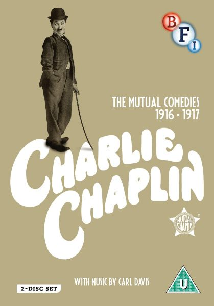Charlie Chaplin: The Mutual Comedies 1916-1917 (DVD)