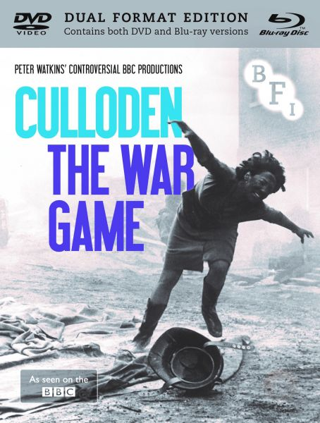 Culloden + The War Game Dual Format Edition