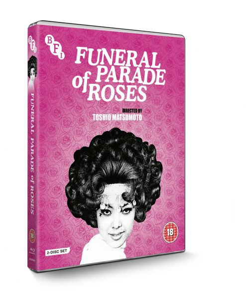 Funeral Parade of Roses (2-Disc Blu-ray)