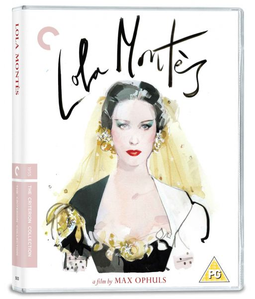 Lola Montès (Blu-ray)