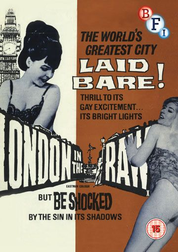London in the Raw DVD