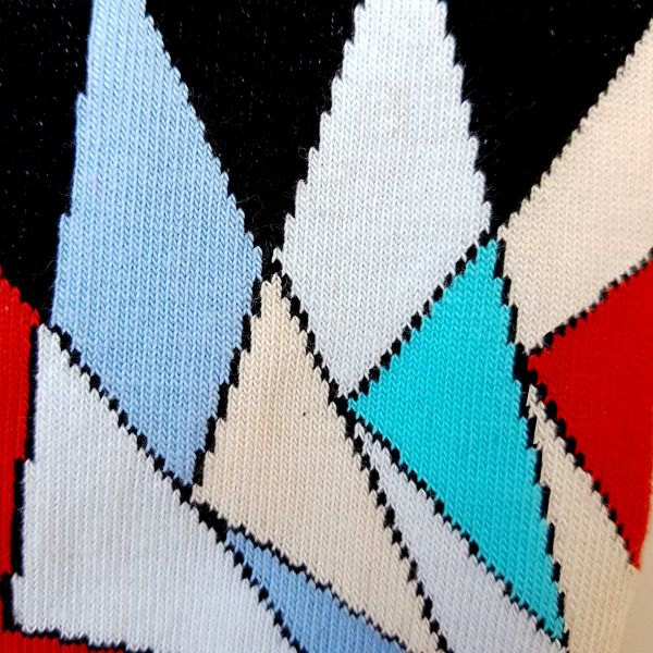 National Film Theatre Socks detail