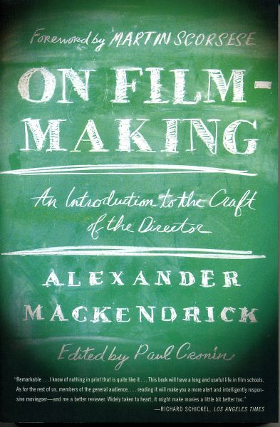 On Film-making: An Introduction to the Craft of the Director book cover image