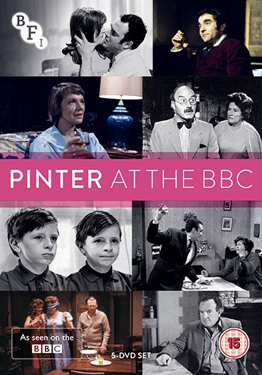 Pinter at the BBC (5 DVD set)