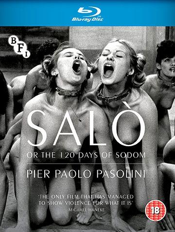 Salò (2-disc Blu-ray)