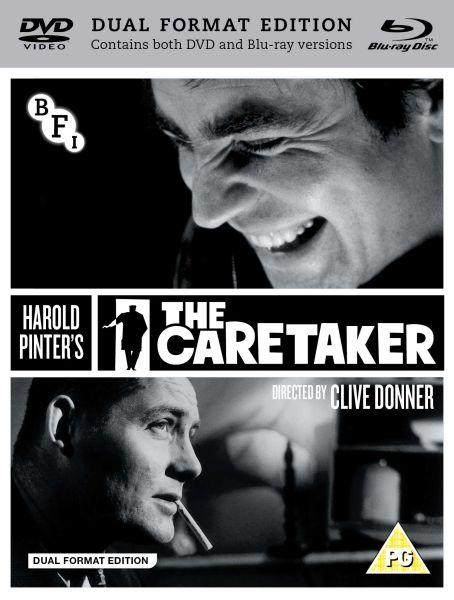 The Caretaker (Dual Format Edition)