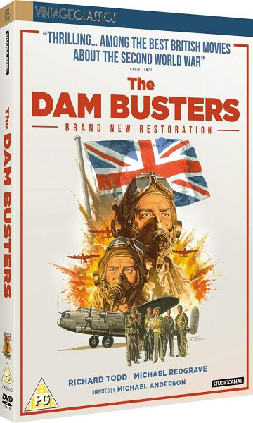 The Dam Busters DVD  pack shot