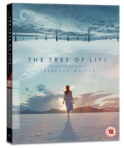 The Tree of Life Blu-ray pack shot