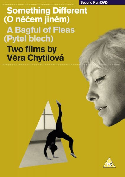 Something Different / A Bagful Of Fleas - Two Films By Vera Chytilova (DVD)