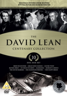 Buy The David Lean Centenary Collection