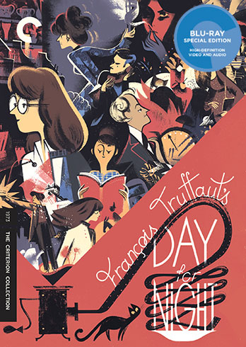 Buy Day for Night (BLU-RAY)
