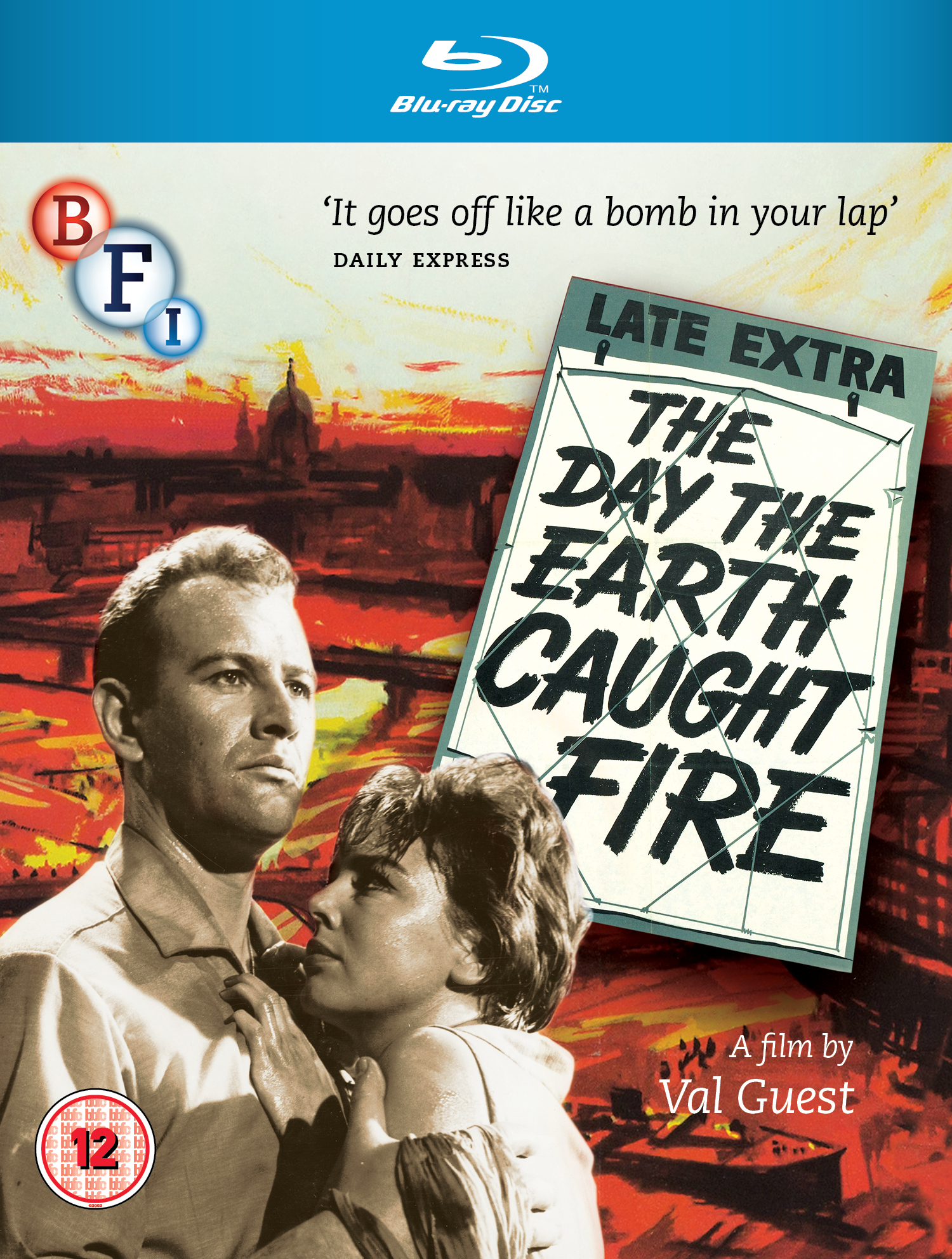 Buy Day the Earth Caught Fire, The (Blu-ray)