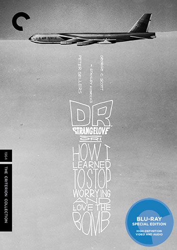 Buy Dr. Strangelove, or: How I Learned to Stop Worrying and Love the Bomb (BLU-RAY)
