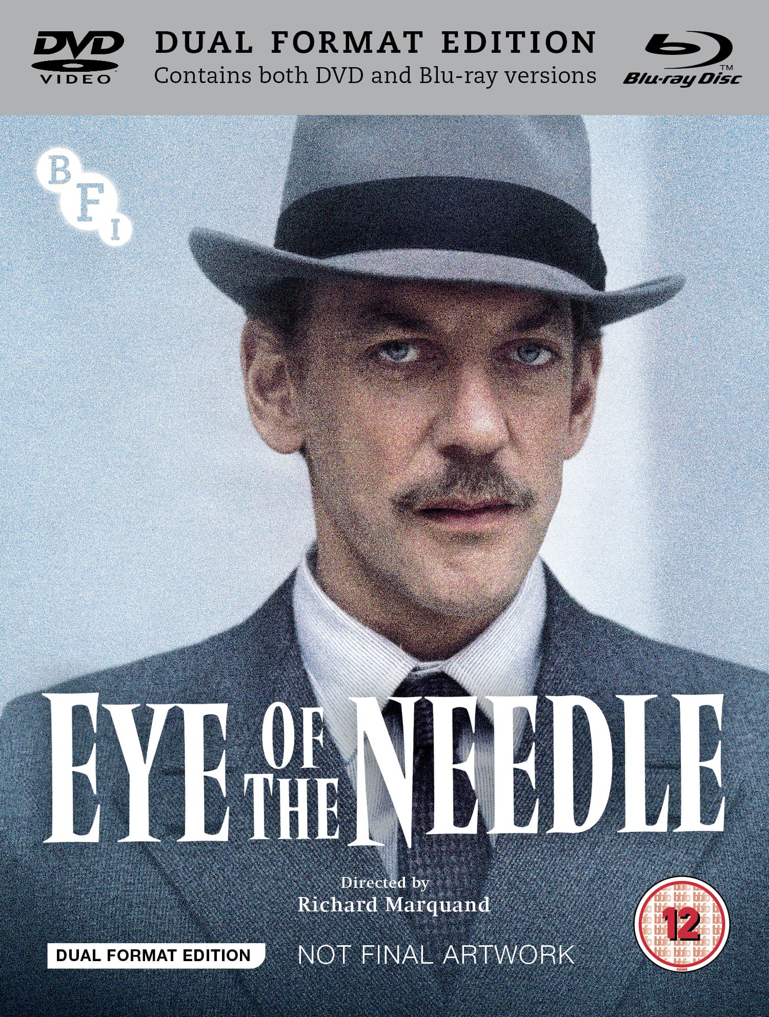 Buy PRE-ORDER Eye of the Needle (Dual Format Edition)