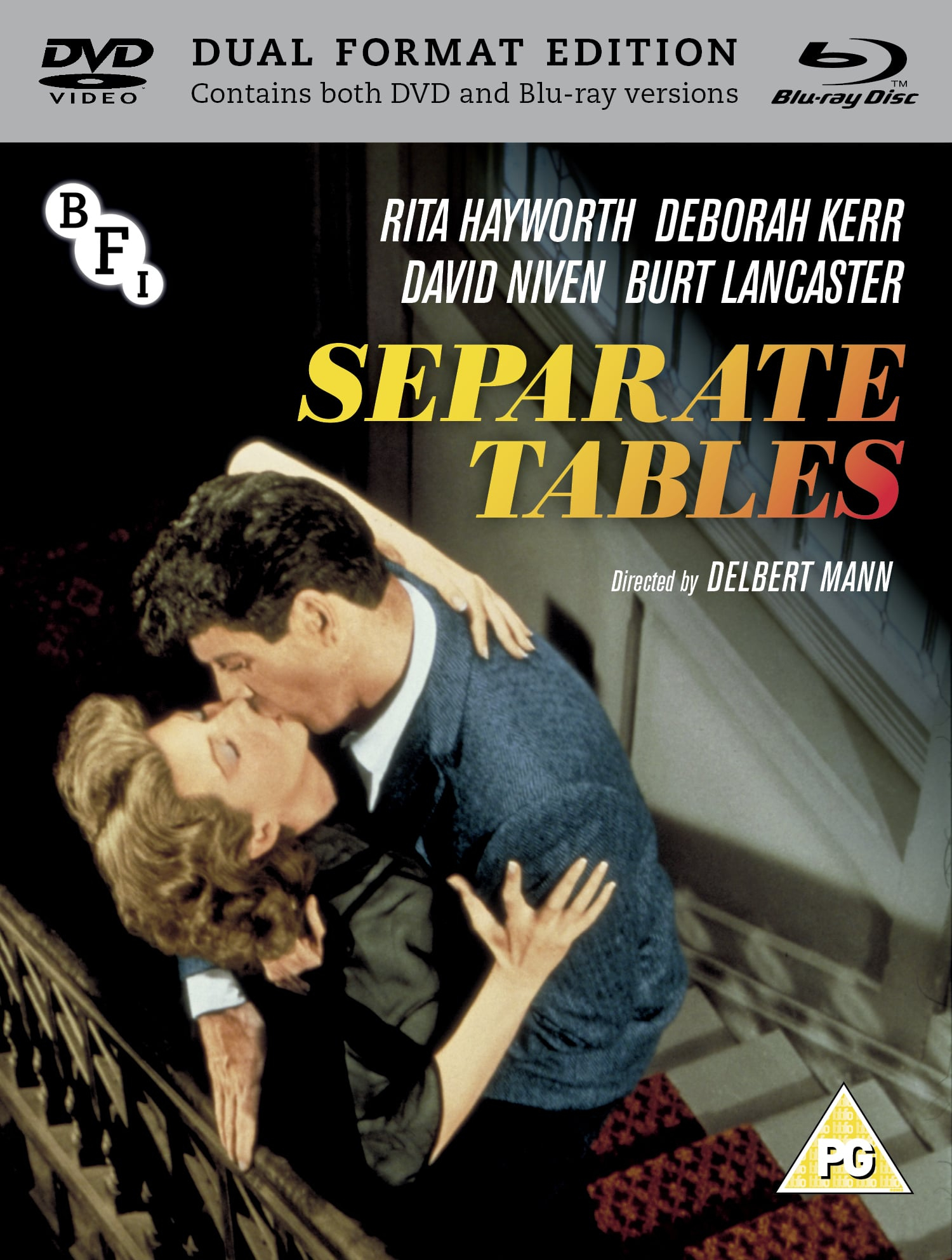 Buy PRE-ORDER Separate Tables (Dual Format Edition)