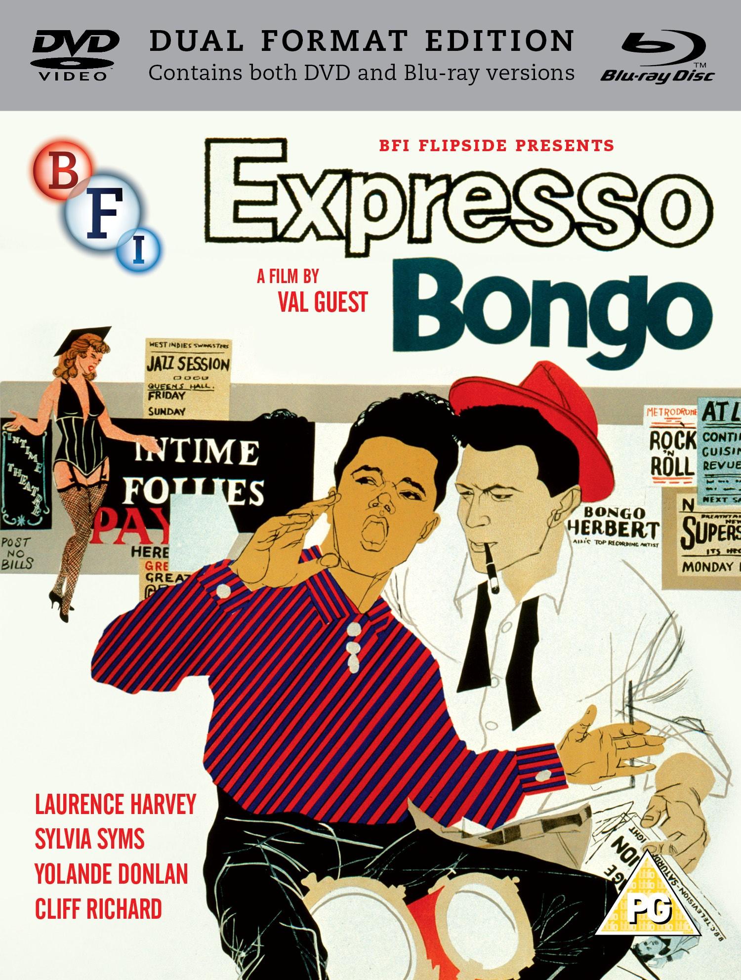Buy Expresso Bongo (Flipside 031)  (Dual Format)