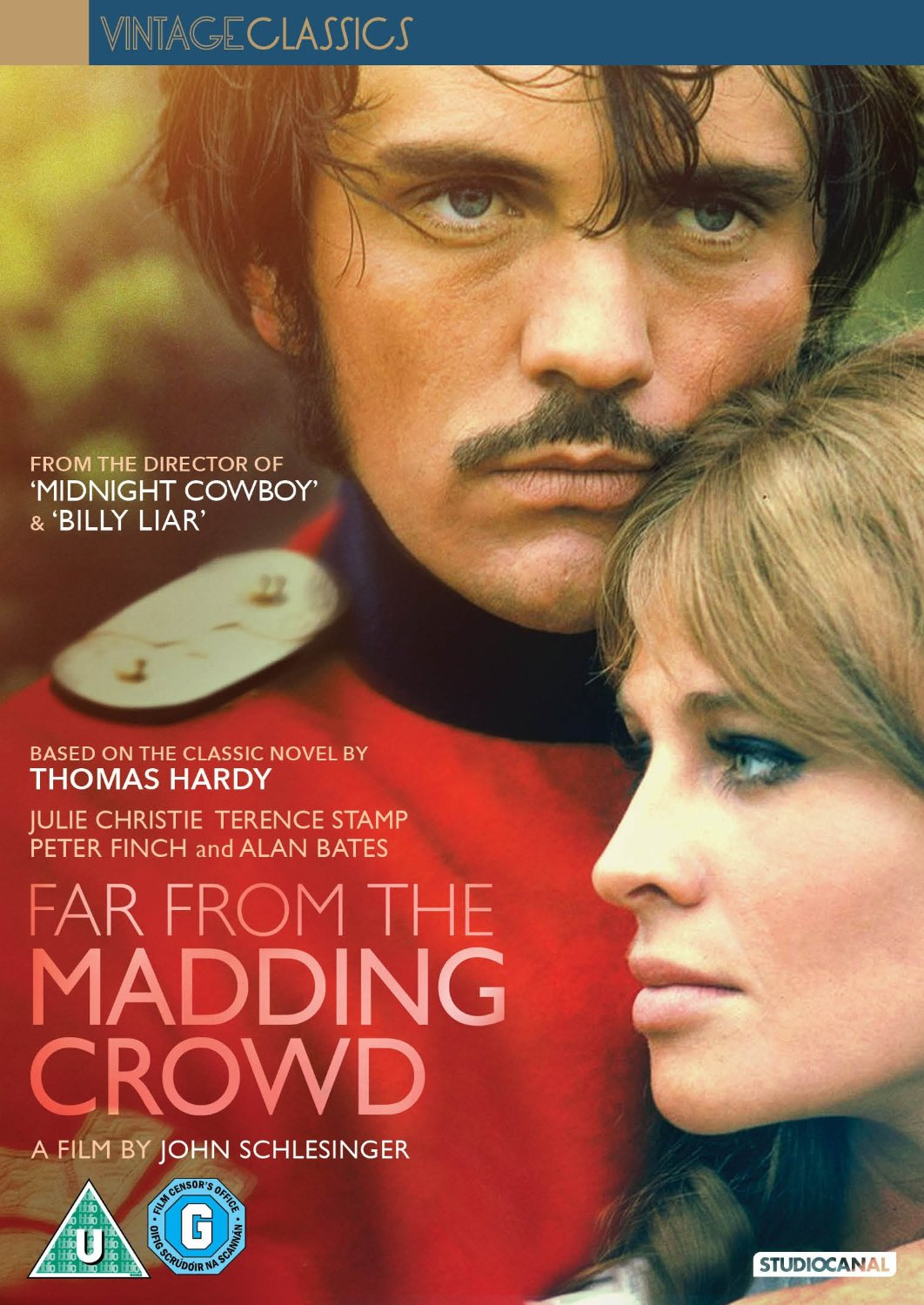 Buy Far from the Madding Crowd (also available on Blu-ray)